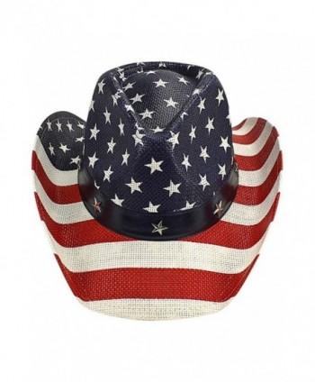 Luxury Divas American Patriotic Cowboy