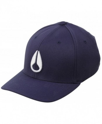 Nixon Deep Down Hat - Navy / White - CQ118017H5T