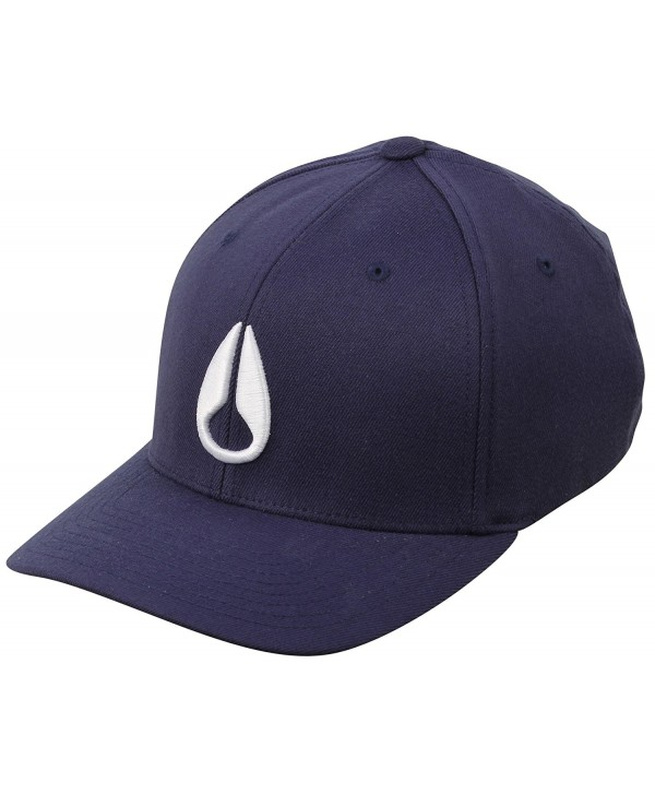 Nixon Deep Down Hat - Navy / White - CQ118017H5T