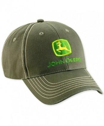 John Deere Heavy Twill Cap - CY11PKN2R0Z