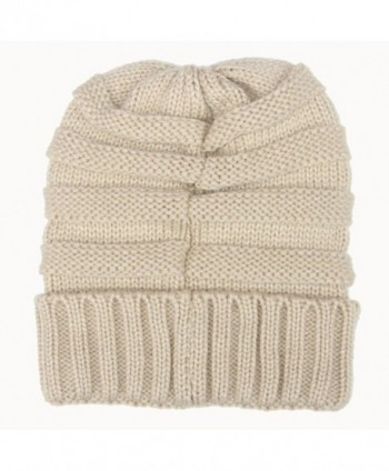 MuNiSa Slouchy Oversized Stretchy Winter in Women's Skullies & Beanies