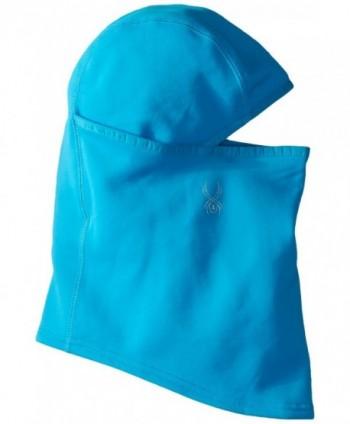 Spyder Women's Shield Silhouette Fleece Pivot Balaclava - Riviera - CZ11VX9MUFH