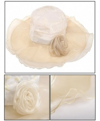 Hindawi Protection Packable Organza Kentucky in Women's Sun Hats