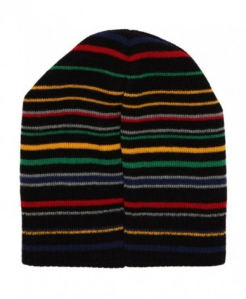 Harry Potter Hogwarts Striped Beanie