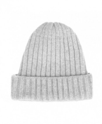 WITHMOONS Ribbed Knitted Beanie Slouchy