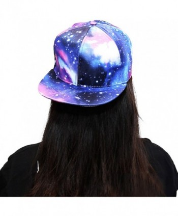 Chen Women Men Adult Fashion Hiphop Adjustable Peaked Baseball Sports Hat Cap - CL17Y4Y48WK