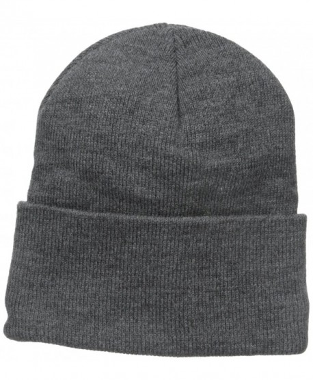 Wigwam Men's Big House Cap - Charcoal Heather - CY115RKPH2L