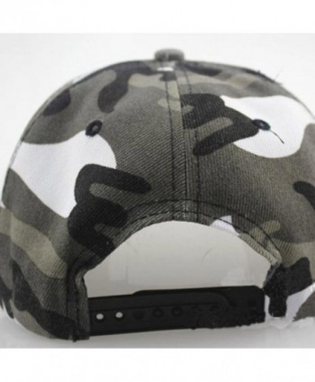 Kemilove Women Camouflage Baseball Dance in Women's Baseball Caps