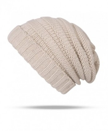 ADUO Slouchy Beanie Winter Skully in Women's Skullies & Beanies