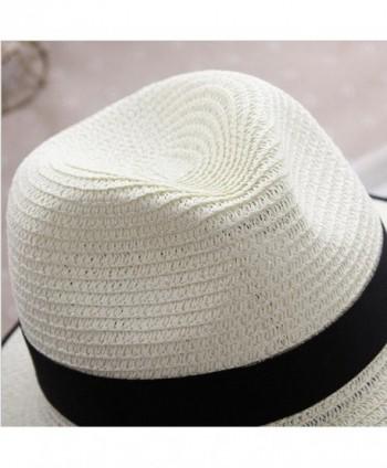 Women Holiday Travel Beach Straw in Women's Sun Hats