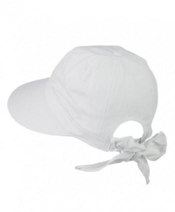 Ladies Sun Wide Visor Hat