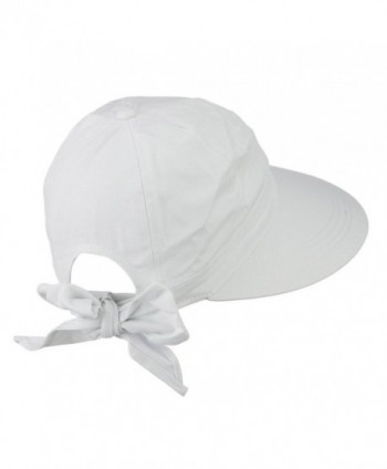 Ladies Sun Wide Visor Hat in Women's Visors