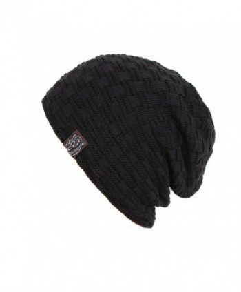 fb8eee5f5 Brim Hat Beanie Hat - Women Ladies Winter Button Knitting Berets ...
