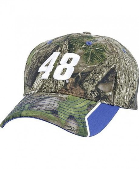 Mens Jimmie Johnson Camo Hat - CI17YRGNKNC