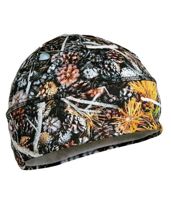Turtle Fur Comfort Shell UV Brain Shroud Lightweight Performance Helmet Liner Skull Cap - Tree Hugger - CY185WCGRUZ