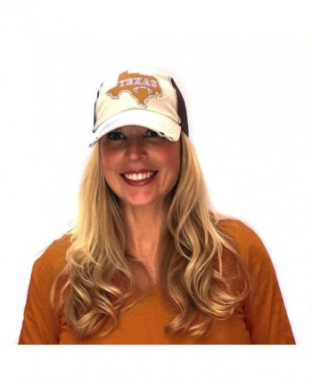 a9afaa3f4a5af Elivata Texas State Football Womens Fitted Baseball Hat- Orange Trucker- OS  - CU12MCRIWJV  Elivata Football Womens Baseball Trucker  Elivata Football  Womens ...