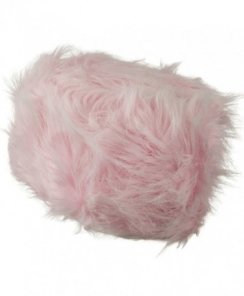 Womans Faux Fur Bucket Hat