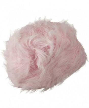 Womans Faux Fur Bucket Hat in Women's Bucket Hats