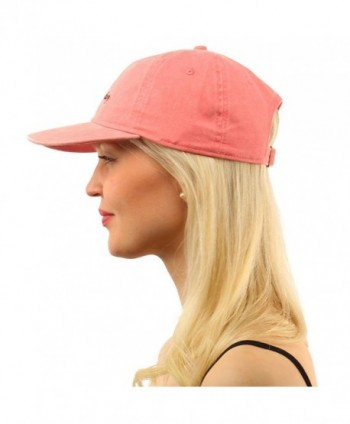 Everyday Washed Cotton Baseball Hat in Women's Baseball Caps