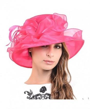 HISSHE Womens Church Wedding Pink