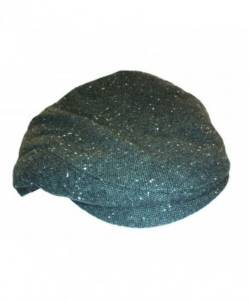 Shandon Irish Flat Medium Green in Men's Newsboy Caps