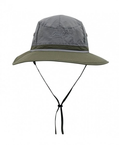 Connectyle Outdoor boonie Fishing Bucket Hat Summer Colorblock Sun Hats  Hunting Cap - Dg+ag 1ca2ea3829e3