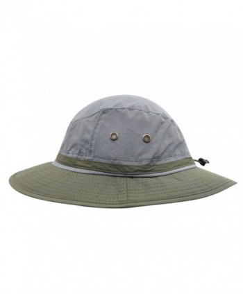 Outdoor boonie Fishing Bucket Hat Summer Colorblock Sun Hats Hunting ... a56620fab7bd