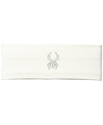 Spyder Women's Shimmer Headband - White - CQ116IOT0V9