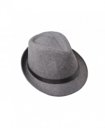 Dantiya Formal Triby Fedora Belts in Men's Fedoras