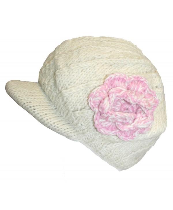 1419 Agan Traders Himalayan Sheep Wool Knit Peak Hat OR Mitten Or Folding  Mitten - Hat 4cc4bfbaf67