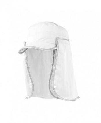 Juniper Taslon UV Fidel Cap - White - CL11LV4GLOF