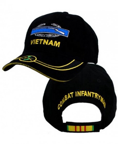 CIB Combat Infantry Badge Embroidered Vietnam Ball Cap - CI11G32N4PT