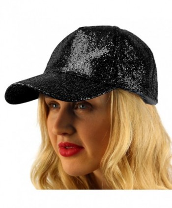 Everyday Glitter Liquid Baseball Hat
