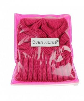 Sven Home Slouchy Beanies Rose