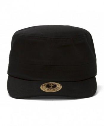 TOP HEADWEAR TopHeadwear Grenadier Basic GI Cap - Black - C811UR9OV8N