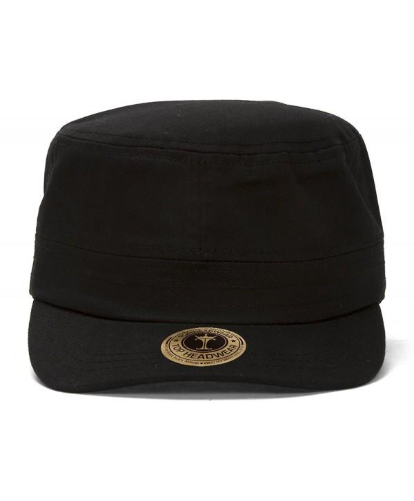 e8f2bbfe1f771 TOP HEADWEAR TopHeadwear Grenadier Basic GI Cap - Black - C811UR9OV8N