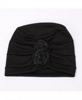 WETOO Beanie Flower Headscarf Headwear