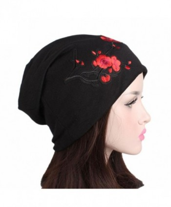 Hunputa Womens Winter Fashion Crochet in Women's Skullies & Beanies