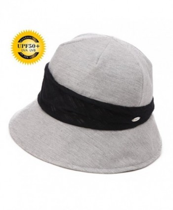 Ladies Summer Sunhat Breathable Foldable