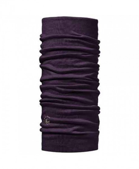 BUFF Lightweight Merino Wool Multifunctional Headwear - Plum - CR119WM7WPP