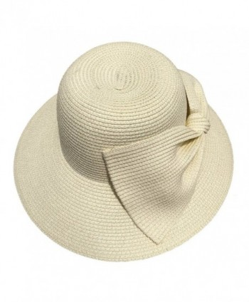 0056e8ba636 ... Packable Summer Sun Beach Straw Hat Wide Brim Floppy 55; Ladies Sunhats  Accessories Crushable 56 58cm ...
