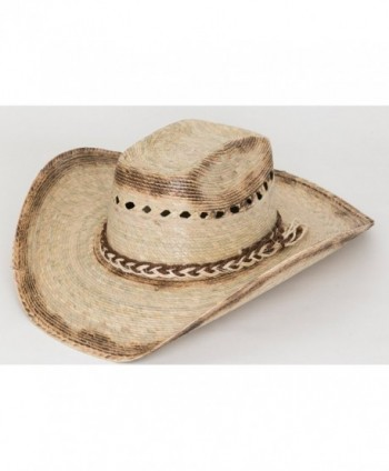 Jacobson Cowboy Hat Braid Western