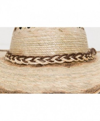 Jacobson Cowboy Hat Braid Western in Men's Cowboy Hats