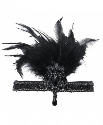 BABEYOND Headpiece Carnival Headband accessories - Black - CG18369HR04