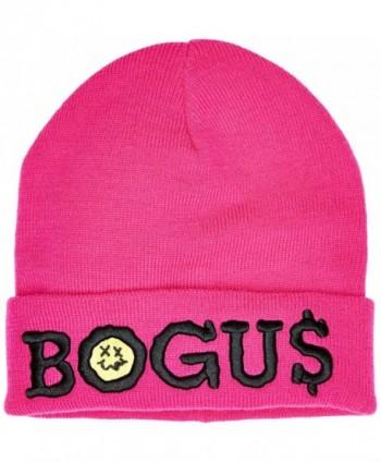 Neff Women's Bogus Beanie - Pink - CR11L60Q39H