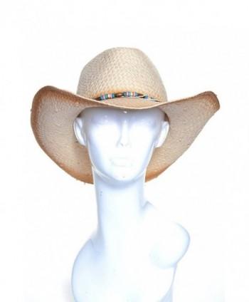 Womens Fedora Cowboy Unique Ladies in Women's Sun Hats