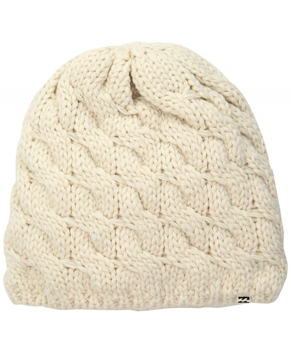 Billabong Junior's Arturo Beanie - Cool Whip - CC12LJXLUQ1