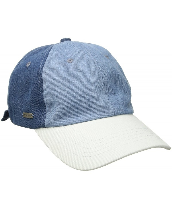 Steve Madden Women's Patchwork Denim Baseball Cap - Multi - CJ182WM35EK