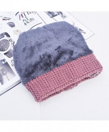 4614de58747 Available. THENICE Women s Mother elderly Winter Skull Cap Fur Flowers  velvet Knit Hat ...