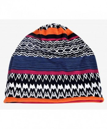 Qiabao Womens Printed Slouch Multicoloured